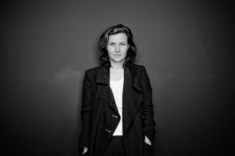 Jacqueline Kornmüller inszeniert die Projekte von wenn es soweit ist.